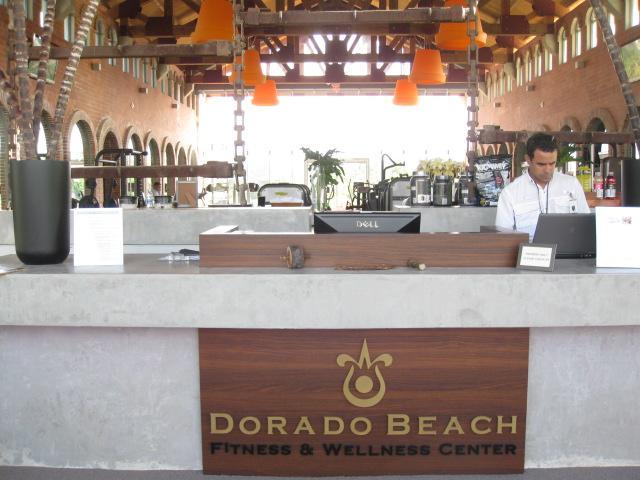 Access to the Dorado Beach Fitness and Wellness Center with membership (extra fees apply)