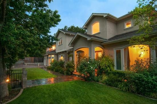 Luxury Executive Property for Rent:  Super Bowl 50, vacation rental in New Almaden