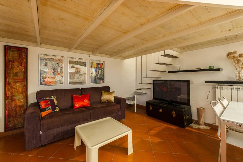 Open space delizioso, alquiler vacacional en Montanino