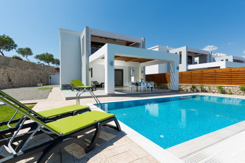 Rhodes Beach Villas, Lahania Antonoglou Beach Villas Colecção