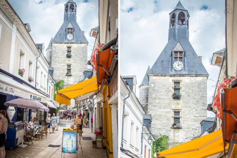 LE LOGIS DE LA TOUR 1, vacation rental in Amboise