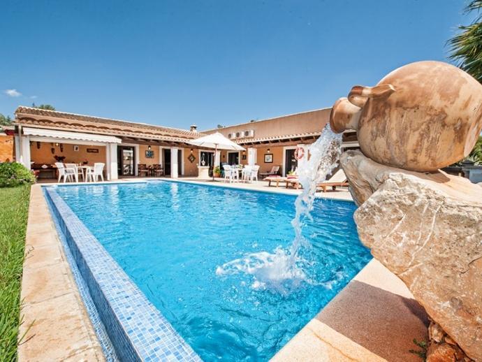 Casa Toni, vacation rental in Portocolom