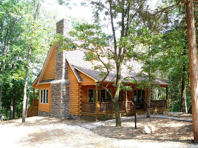 A Above The River Cabin, aluguéis de temporada em Shenandoah
