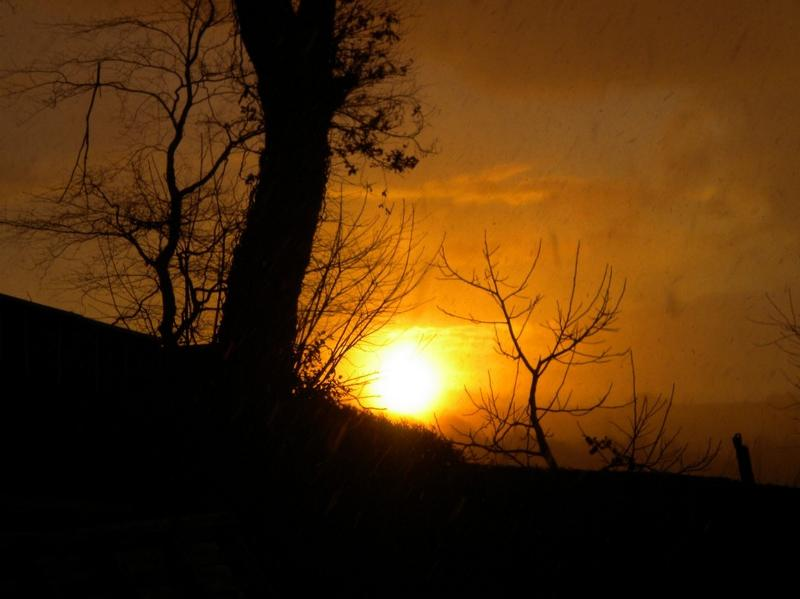 autre coucher de soleil
