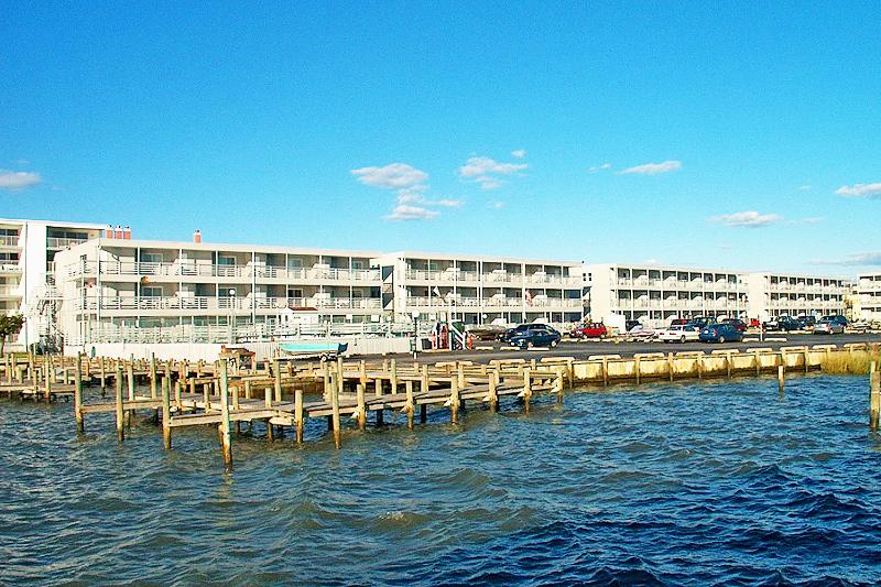 Dock, Pier, Landing, Port, Port