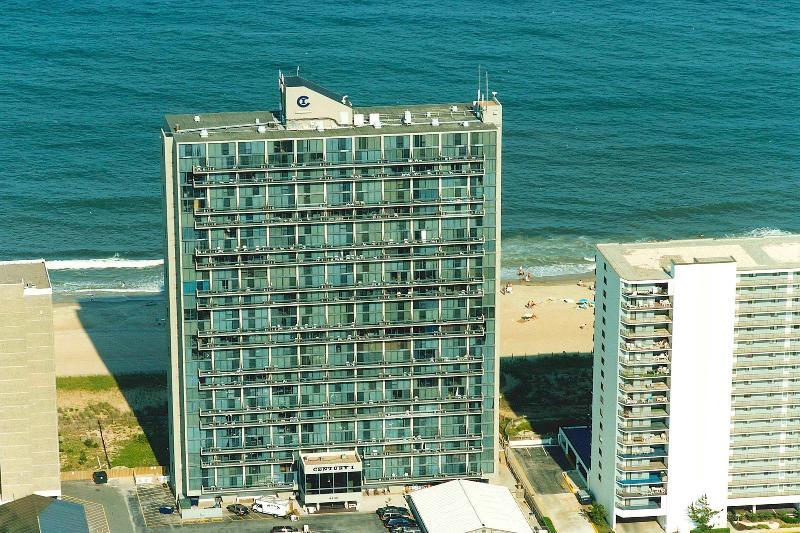 Edificio, Ciudad, Edificio, Playa, Costa