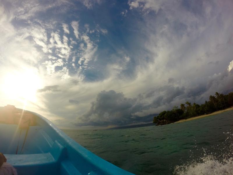 Escursione In Barca A Cayo Levantado
