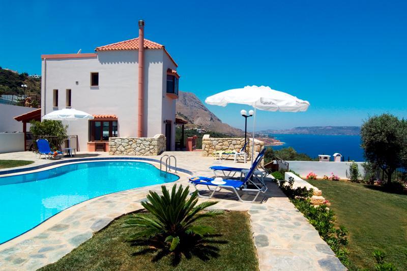 Villa Amalia, holiday rental in Aptera