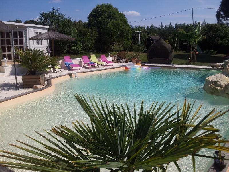 Magnifique gîte de caractère tout confort, holiday rental in Castelmoron-sur-Lot