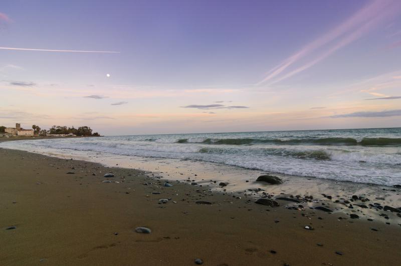 Playa El Saladillo within walking distance