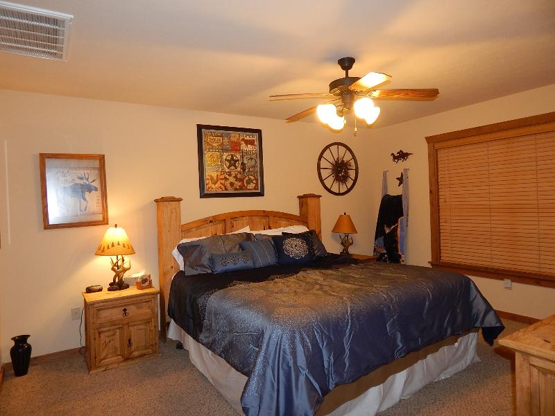 Master Bedroom suite located on the second level