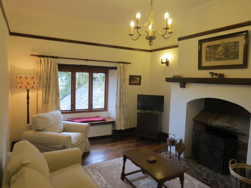 Sitting Room with open fire