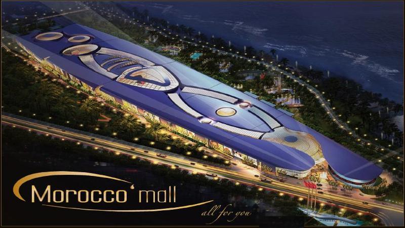 Morocco Mall à 15 min en taxi