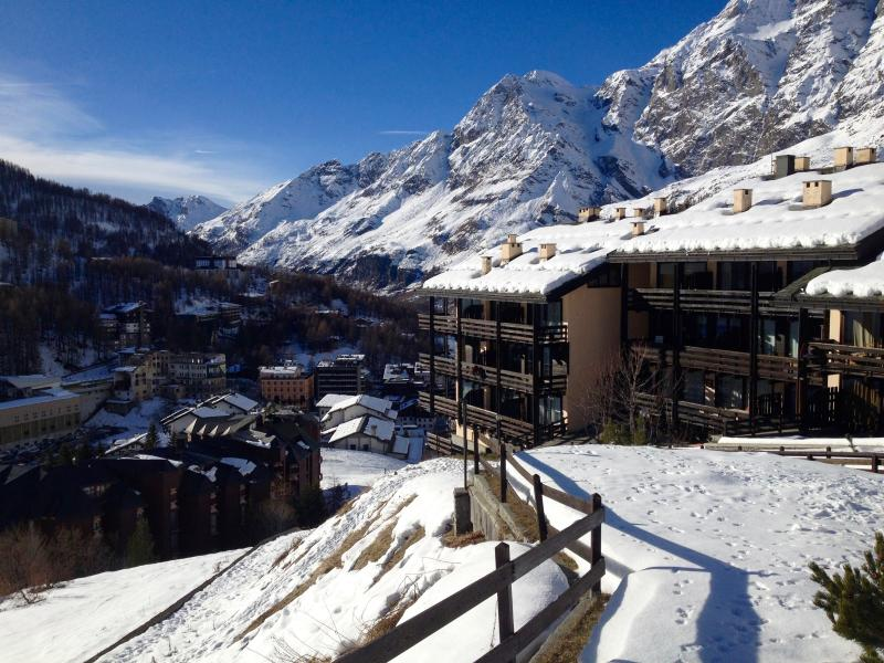 Apartment in Cervinia on the slopes, Ferienwohnung in Valtournenche