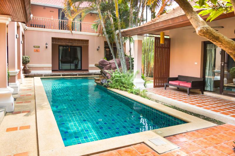 Tamnak villa (near walking street), holiday rental in Pattaya