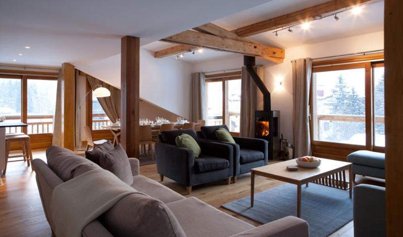 Apartment Melee - Deuxieme Ligne, alquiler vacacional en Argentière