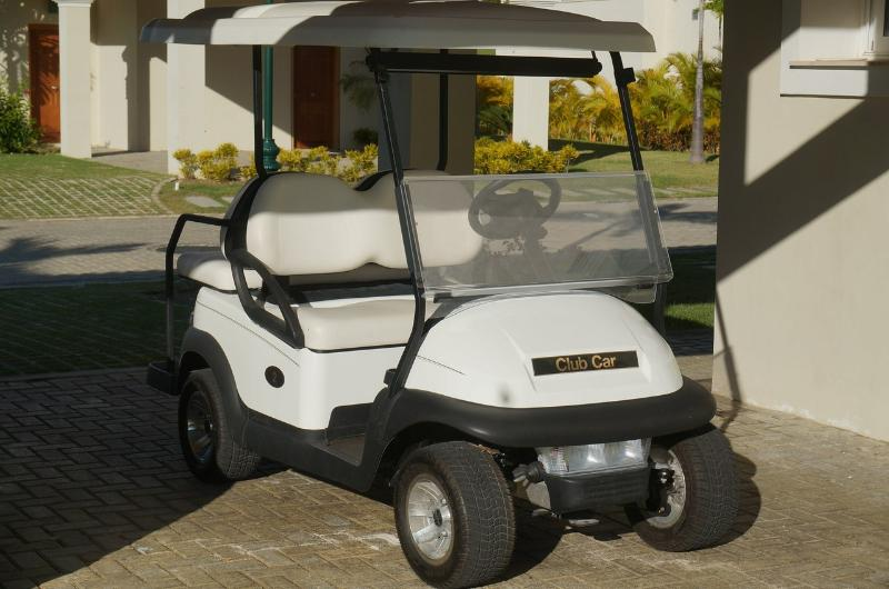 Golf Car for FREE!!!