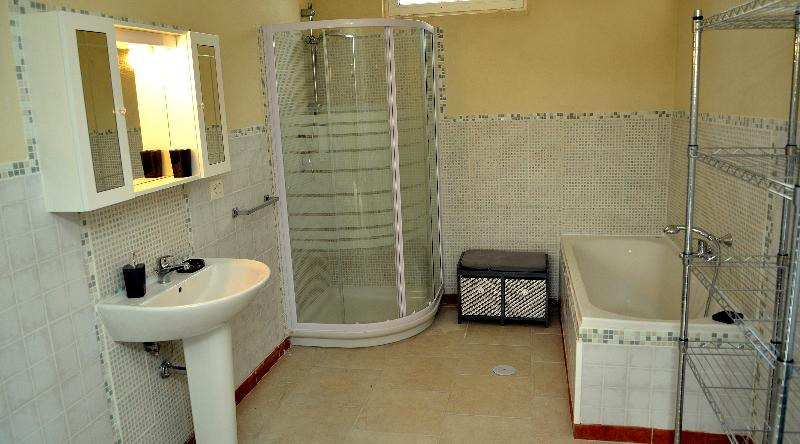 View 1 of exceptionally large family bathroom