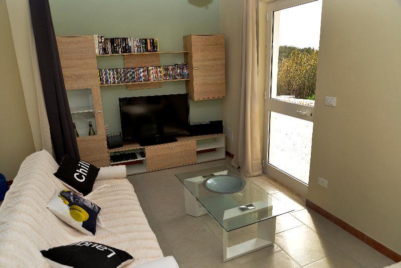 TV area/Bedroom 3