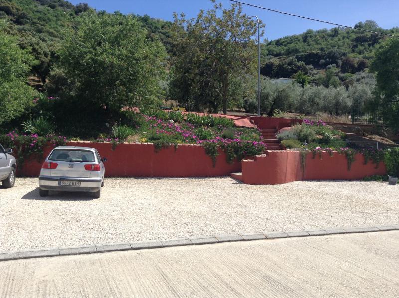 Kayenne car park