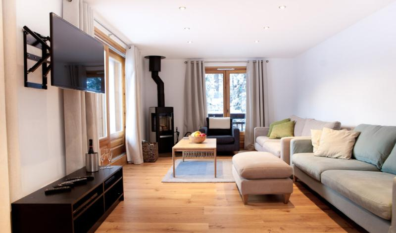 Apartment Melee - Demi de Melee, holiday rental in Chamonix