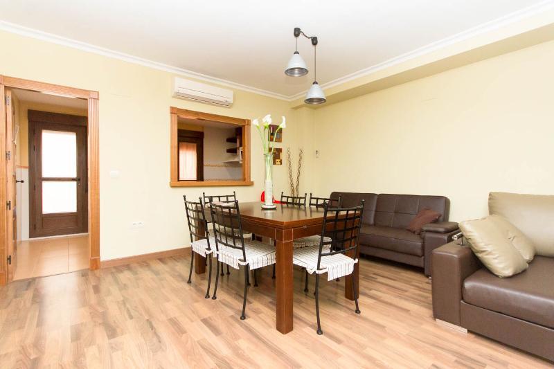 Living room house Las Eras