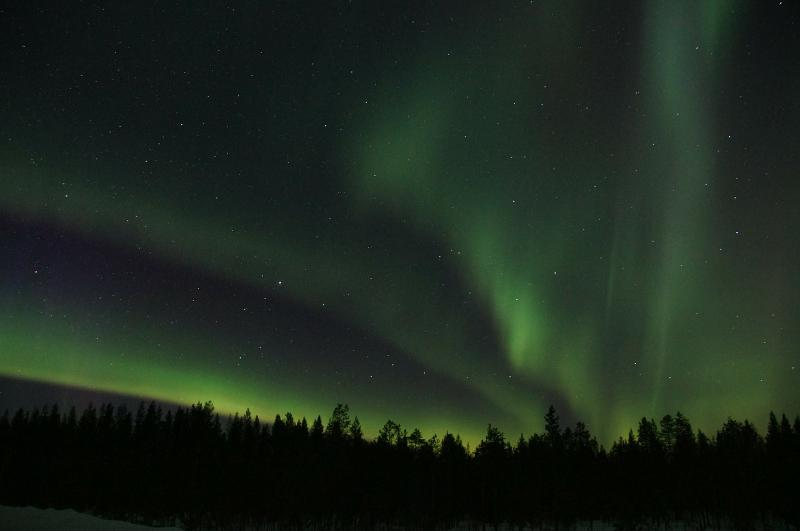 British Columbia Northern Lights