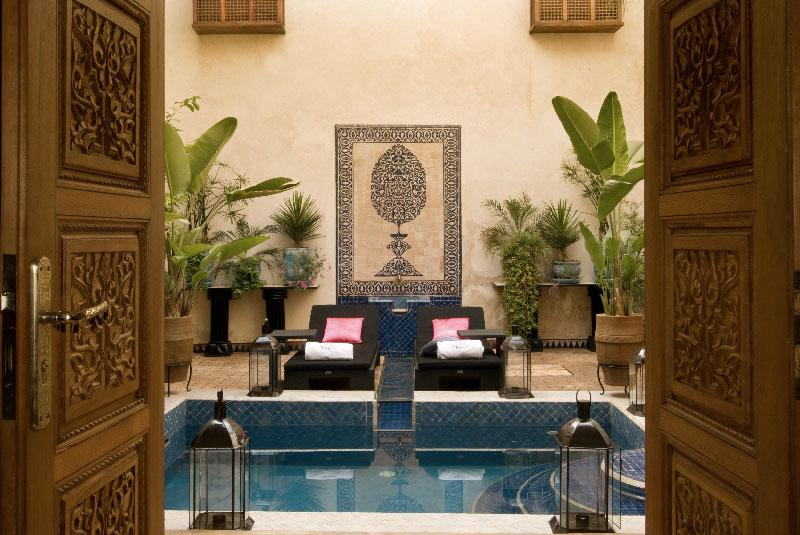 Riad Dar Zerban Medina Luxe Confort Tradition  Welcome