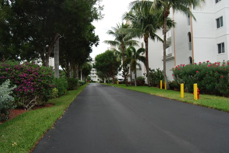 Entrance to Casa Marina