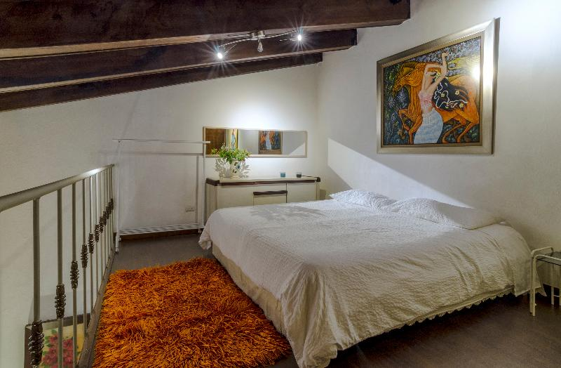 Loft 103 second level and carpet