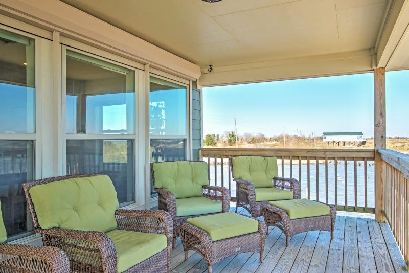 Waterfront 3BR New Orleans House W/Lake Views! UPDATED