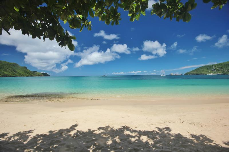 Princess Margaret Beach 5min by car or a 20min walk to the best beach on the Island.