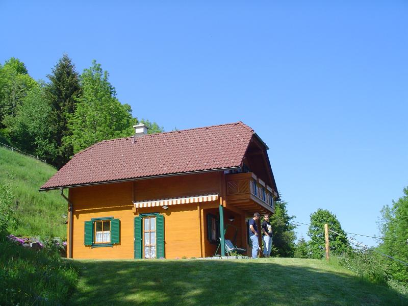 Almchalet Orter, vacation rental in St. Andra