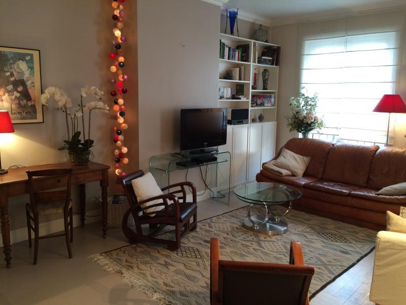 3 piéces, quartier calme, pour 4 personnes, vacation rental in Malakoff