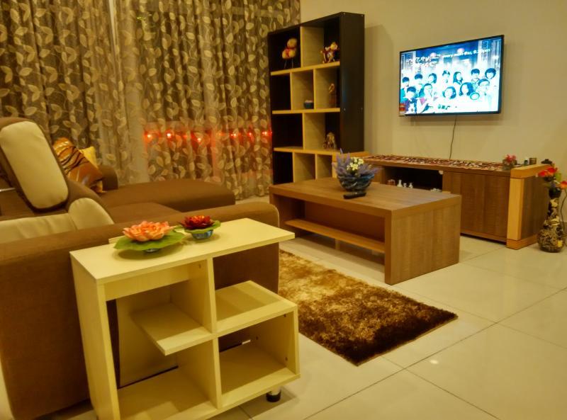 Cozy Family Retreat in Batu Ferringhi, Ferienwohnung in Teluk Bahang