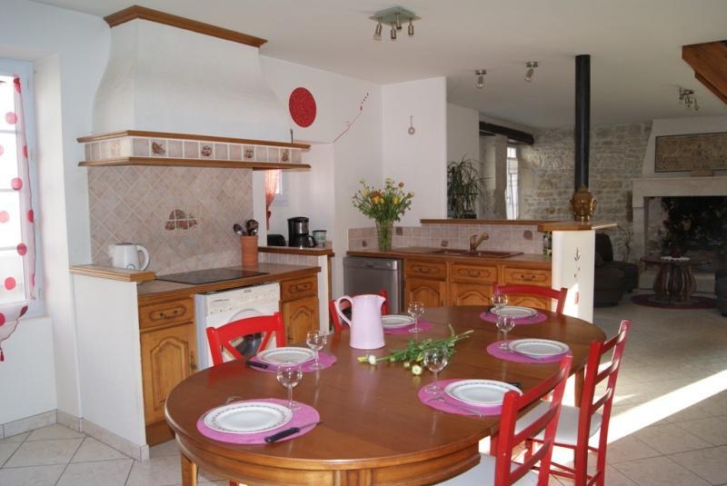 Gîte chez Agnès en Marais poitevin, holiday rental in Marans