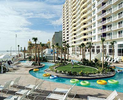 Wyndham Ocean Walk Daytona Beach