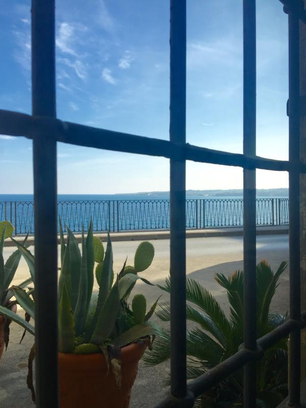 View seaside