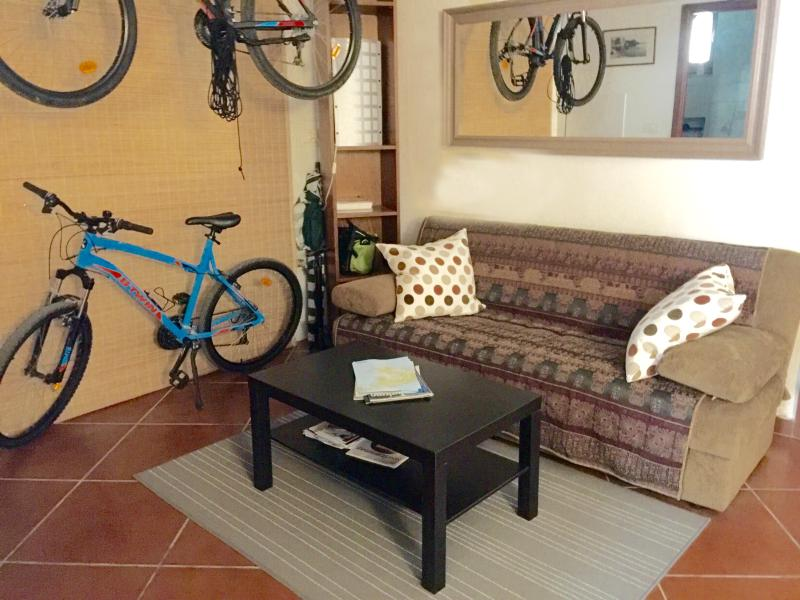 2 very good bicycles included , new and well maintained