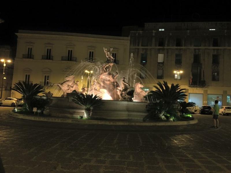 Piazza Archimede,Ortigia