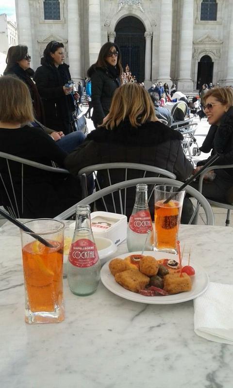Aperitivi in Piazza Duomo
