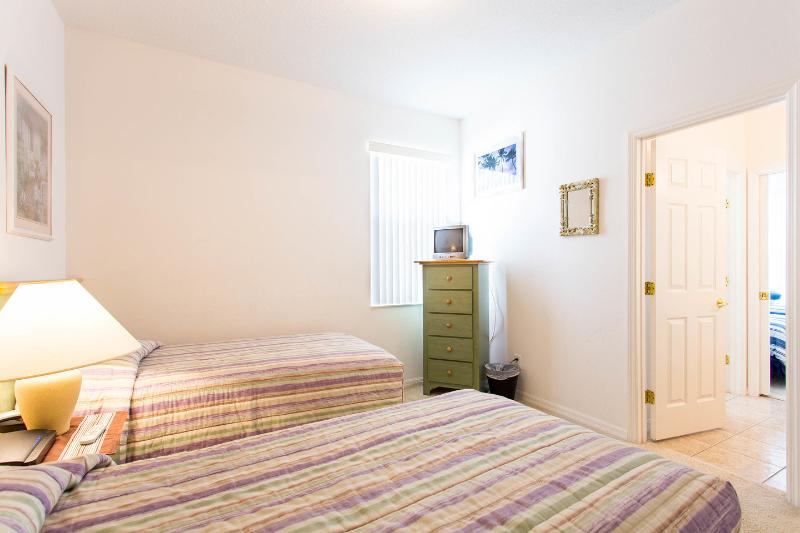 The Twin Bedroom One