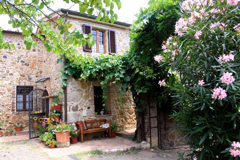 Podere il Focolare - Il Tinaio, holiday rental in Murlo