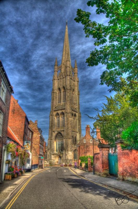 St James Church, Louth