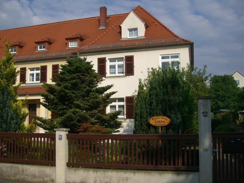 Komfortable Ferienwohnung  Löffler Dresden, location de vacances à Dresde