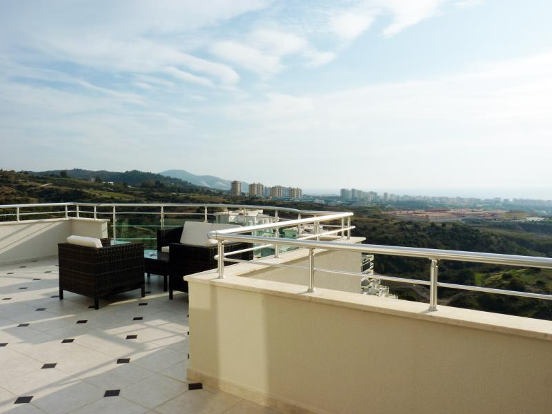 WHITE PEARL ALANYA | Private Dachterrasse