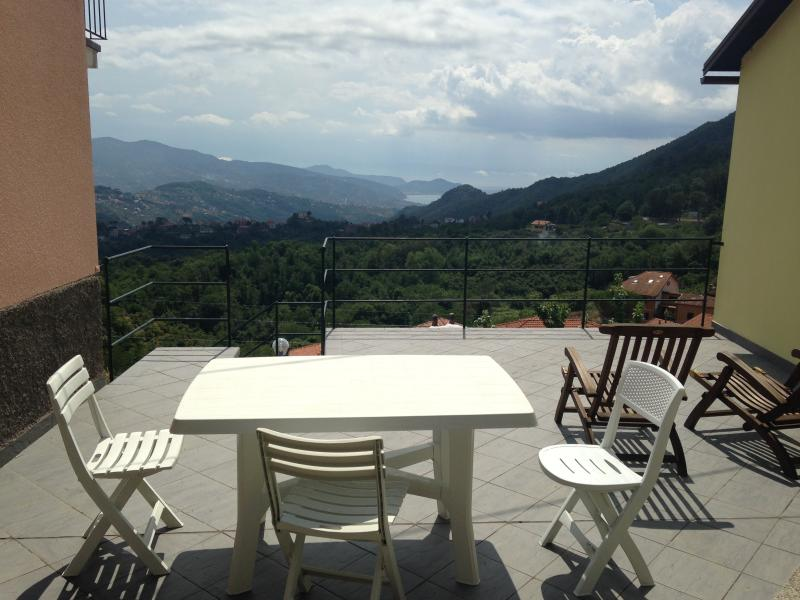 House 'du Baciccia', holiday rental in Province of Genoa