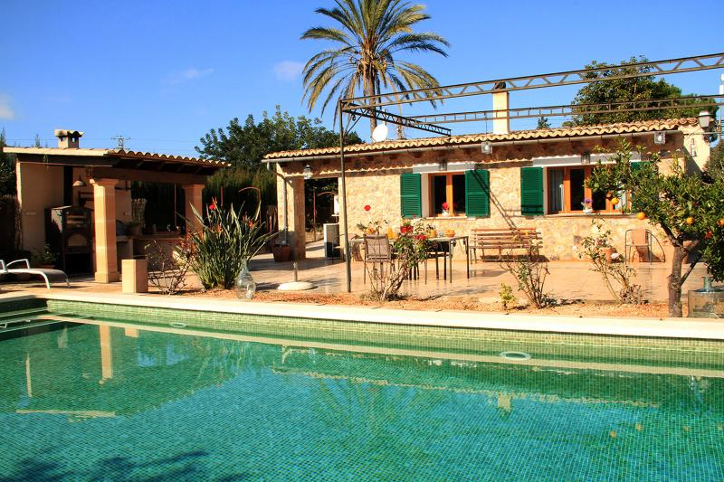 can toniet, vacation rental in Soller