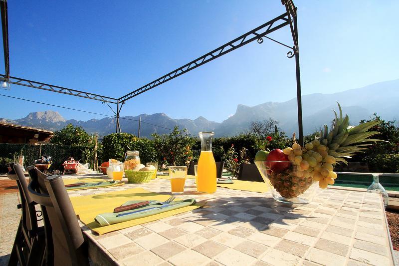 pequeno-almoço, piscina com vista deslumbrante ...