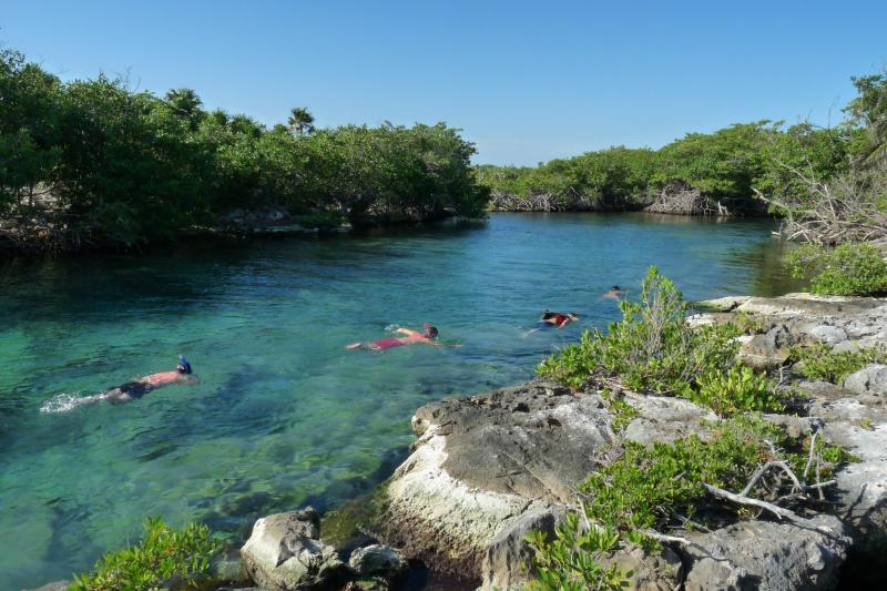 Snorkel in our secluded Yalkuito Lagoon without the crowds